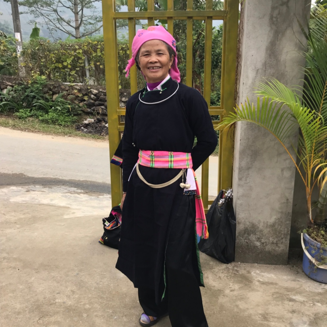 Black Hmong ethnic group
